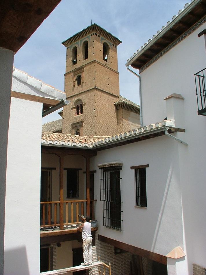 Casa Morisca en Callejón de San Bartolomé, Albaicín