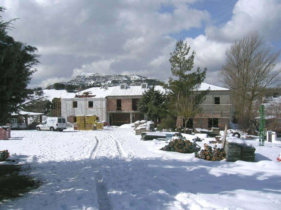 Granja escuela Huerto Alegre, Albuñuelas.