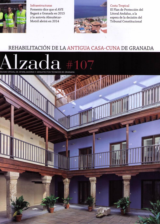 Revista Alzada nº 107(Julio-Diciembre 2013)