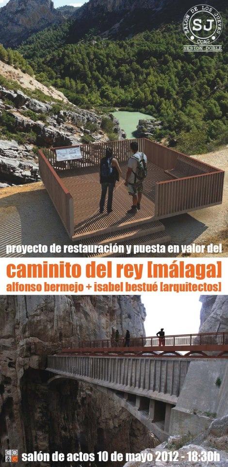 Conferencia Colegio de Arquitectos de Granada