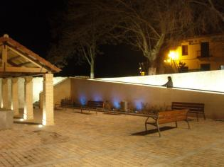 Plaza del lavadero, Moraleda de Zafayona