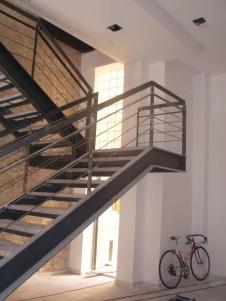 Escalera Casa hemandad
